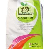 益鉀鎂(0-0-30+10鎂+19硫) / 25Kg  *本商品無參加10+1活動