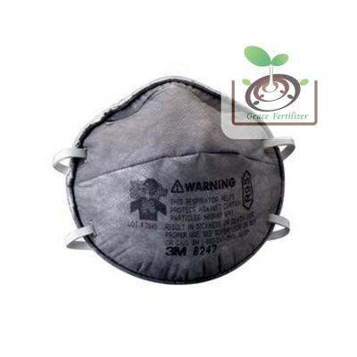 3M 8247R95 有機蒸氣專用含活性碳拋棄式防塵口罩(購物滿$3000滿額禮)