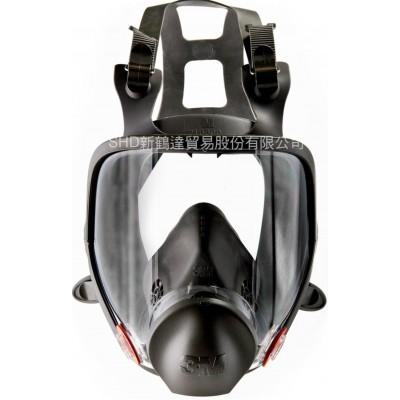 3M 6800全面式防毒面具