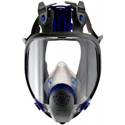 3M FF-402全面雙罐式防毒面具