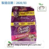 Scoop Away超凝結貓砂/19公斤加購寵物益生菌或純離胺酸 優惠組