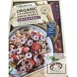 有機草莓莓果脆麥片 (350g/盒)